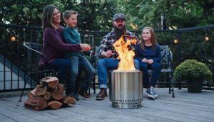 Gene Lilly Pools, Spa & Games sells Fire Pits